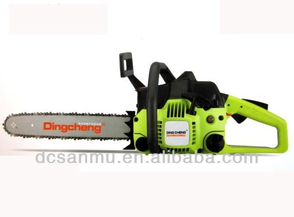 chain saw machines for gasoline chain saw 5200