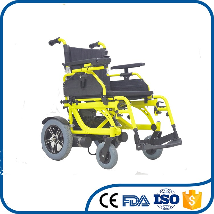 High quality cheap price serviceable durable e power wheelchair