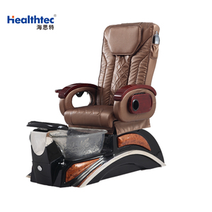 Pedicure spa chair with Back/seat/foot massage function for manicure salon
