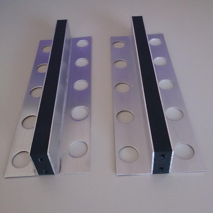 Terrazzo und fliesen aluminium dehnungsfuge t streifen mit - Fliesen dehnungsfuge ...