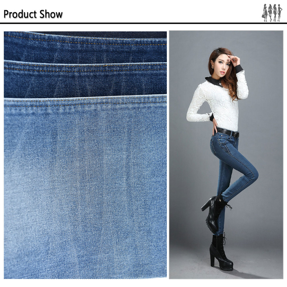 Cheap china wholesale clothing fabric cotton denim fabric for Cheap clothing material