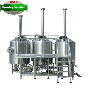 Mini 100l 200L home beer brewery equipment for brewpub