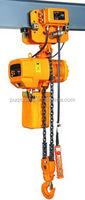 Advantage portable 5 ton ,10 ton single speed electric chain hoist