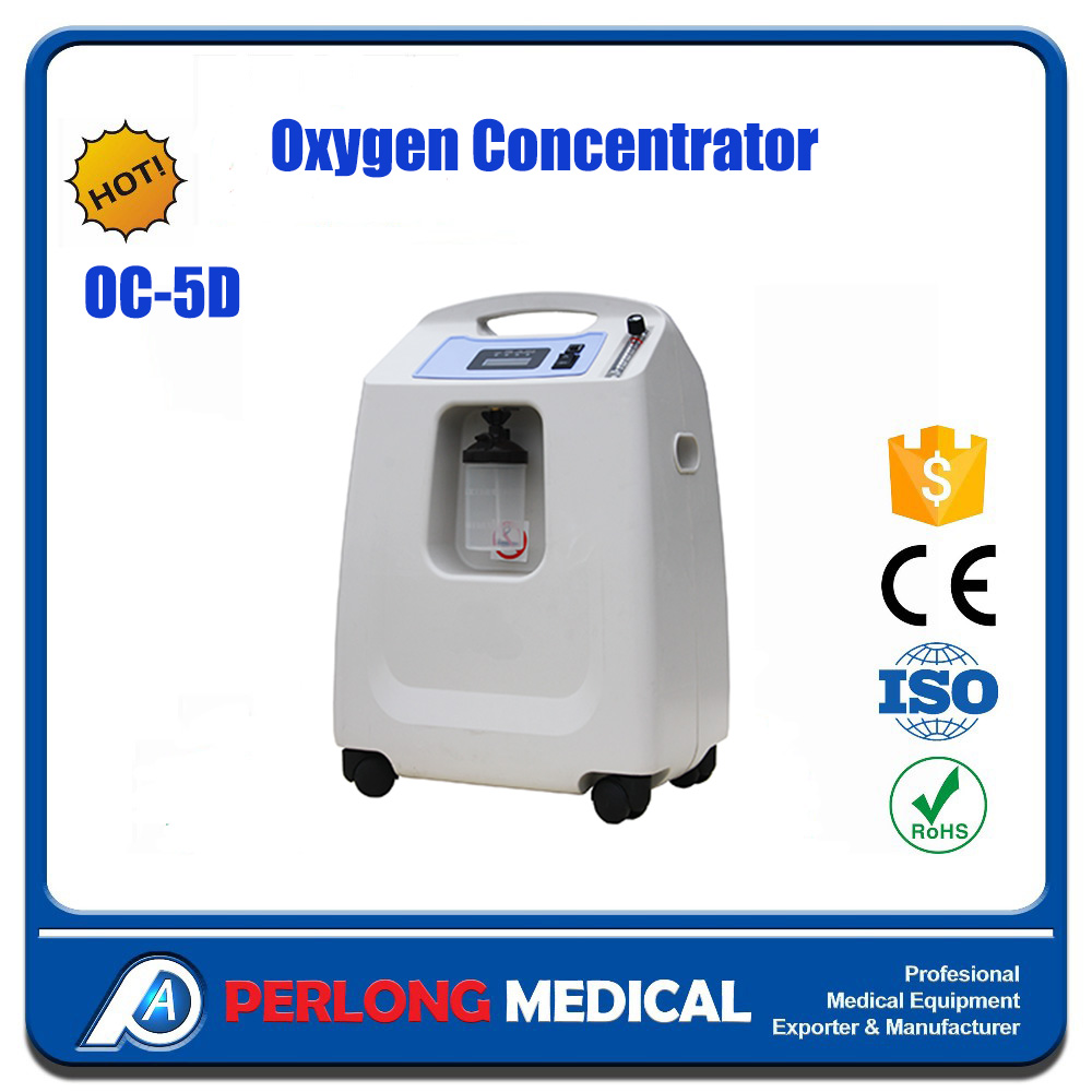 perlong medical OC-5D 0-5L 90%-30% Home Car Use DC 12V Factory Price Wholesale UK Oxygen