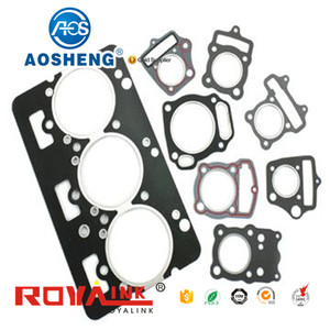 Professional pvc pressure gasket material napa d7d engine cylinder head  with high quality