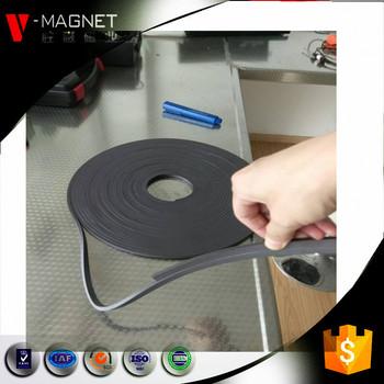 Anisotroper Flexibler Gummimagnet Für Magnetischen Türvorhang - Buy  Magneten Für Schranktüren,Dekorative Magnete Für Vorhänge,Flexible Gummi ...