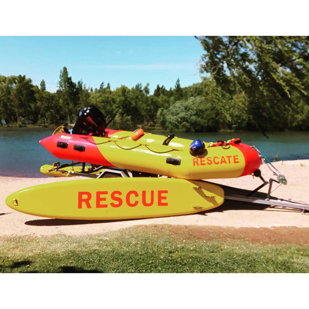 2019 popular manufacture inflatable rescue paddle board