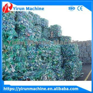Waste PET plastic bottle washing recycling machine /line/plant