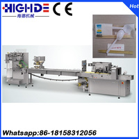 Offer High Quality Intelligent automatic wet tissue packing machine made in China