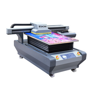 Galaxy Jet X new flatbed industrial uv inkjet A1 canvas oil painting printer with unbelivable varnish effect