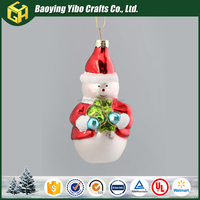 Shopping mall christmas decorations gift ideas for friends ornament