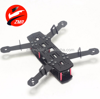 New Quad Frame Glass Fiber Quadcopter Kit Qav250 Drone Frame Mini ...