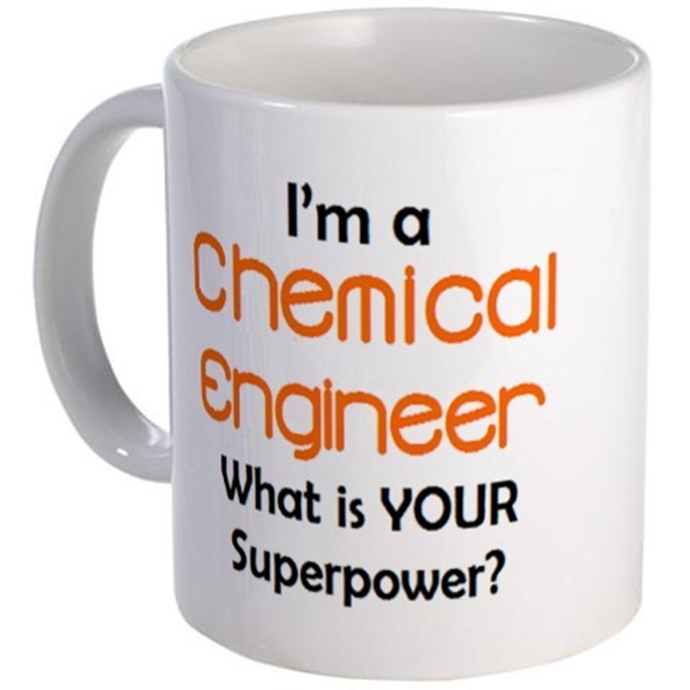 Popular Design Custom Office Cup - chemical engineer Mug - 11 Ounce Ceramic White Coffee/Tea Cup