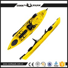 Fantastic quality durable 1 person trailer for kayak