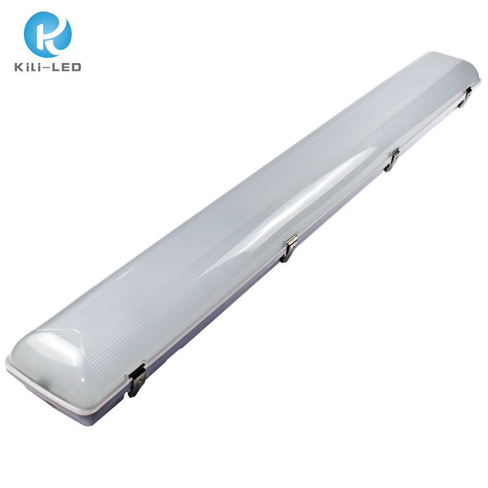 Factory Supply CE ROHS European Led <strong>tube</strong> IP65 tri-proof 4ft 5ft weather proof light