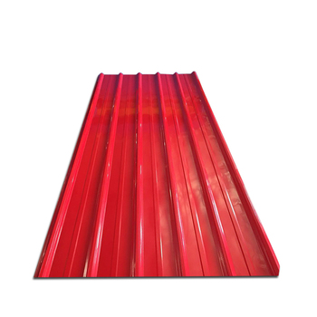 Z60g Prepainted Color Coated Roofing Sheets Prices In