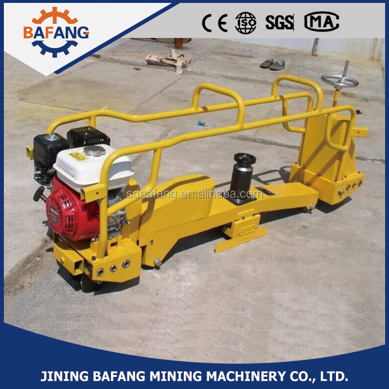 Internal Combustion Rail drill grinding machine for sale