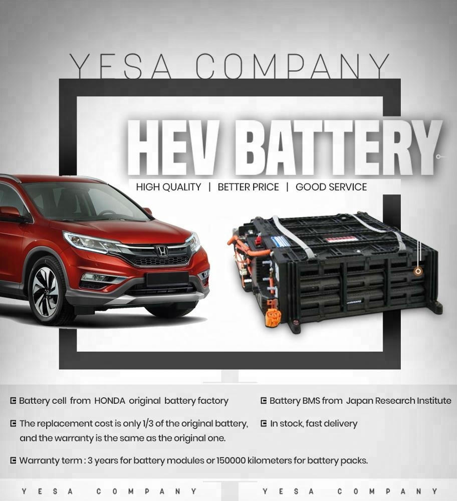 Honda Battery Warranty >> 3 Years Warranty Ni Mh 7 2v 14 4v 6500mah Hybrid Replacement Rechargeable Battery For Honda Civic Accessories Battery View Hybrid Replacement
