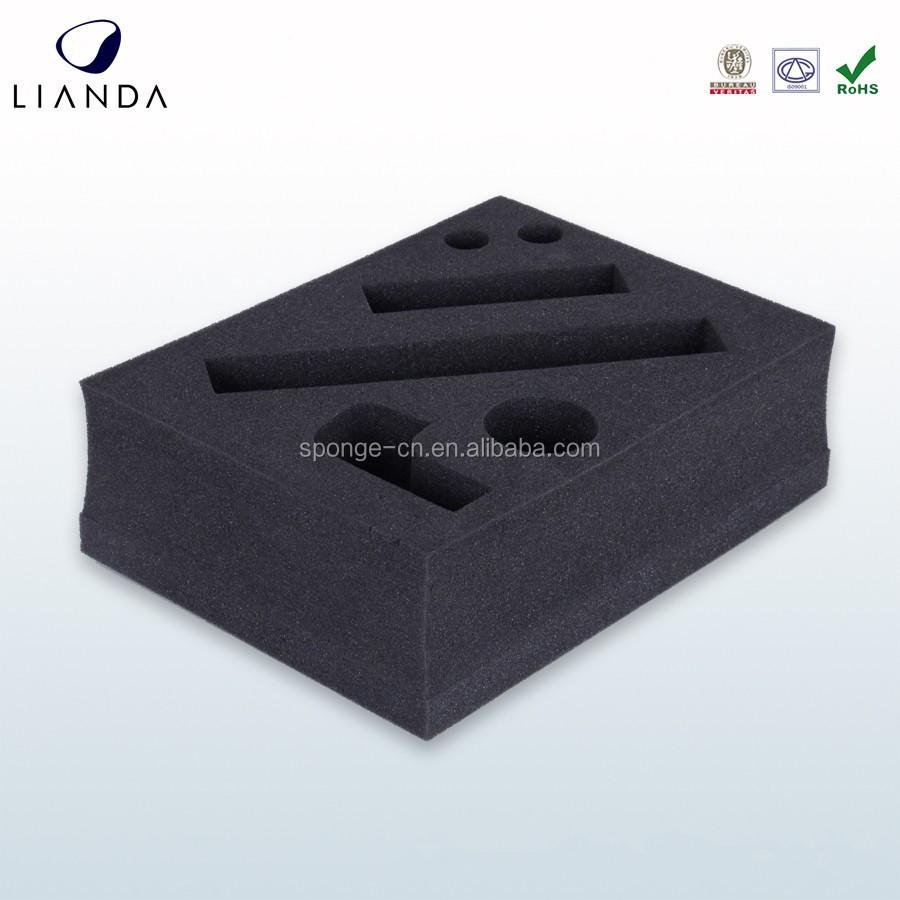 Cnc Machine Cut Corrugated Box InsertPackage Foam For Cosmetic Box