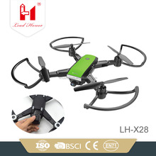 foldable drones 2.4G 4CH 6axis gyro rc RTF flying ufo with altitude hold headless mode