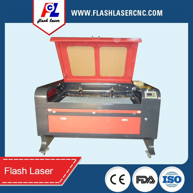 laser engraver cutter with 60W, 80W, 100W, 130W EFR co2 laser tube