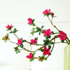Chinese traditional home decoration classical artificial silk flower