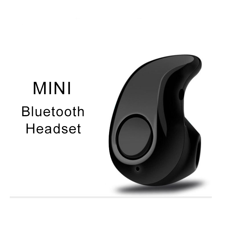 Super Mini Bluetooth Headset v4.1 Earbuds Wireless Stereo Earphone In Ear Headphones S530 for Mobile Phone