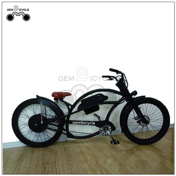 American 24 inch electric adult chopper <strong>bike</strong>