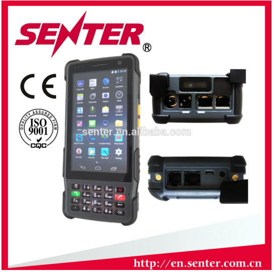 Unique Design Telecom Android Pda Test Terminal SENTER ST327