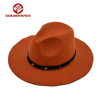 China Hat Manufacturer Wholesale Winter Wool Felt Blaze Orange Cowboy Hat -  Buy Blaze Orange Cowboy Hat 4fdcdd28ba5