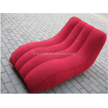 Modern Office Lounge Furniture Inflatable Air Sofa Chair