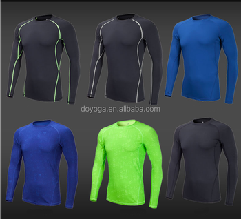 c73ac027 Newest Dry Fit Compression Shirts Custom Sublimated Rash Guard ...