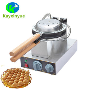 2018 Hot sale factory prices electric egg waffle maker, commercial egg waffle