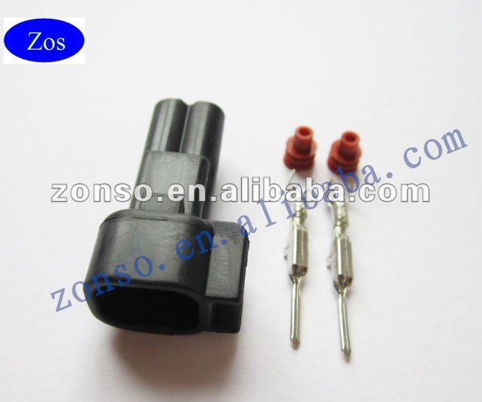 Bosch EV6 Style male Connector,US car connector
