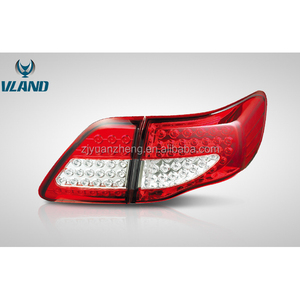 For VLAND Car parts for COROLLA 2008-2011 tail lamp led taillights