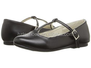 Soft Black School Shoes For Kids Girls 2016 Latest Children Footwear ... a94e6c807