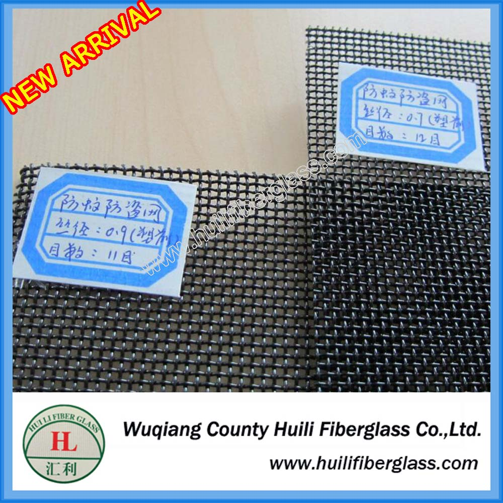 Black Vinyl Coated Stainless Steel Hardware Cloth