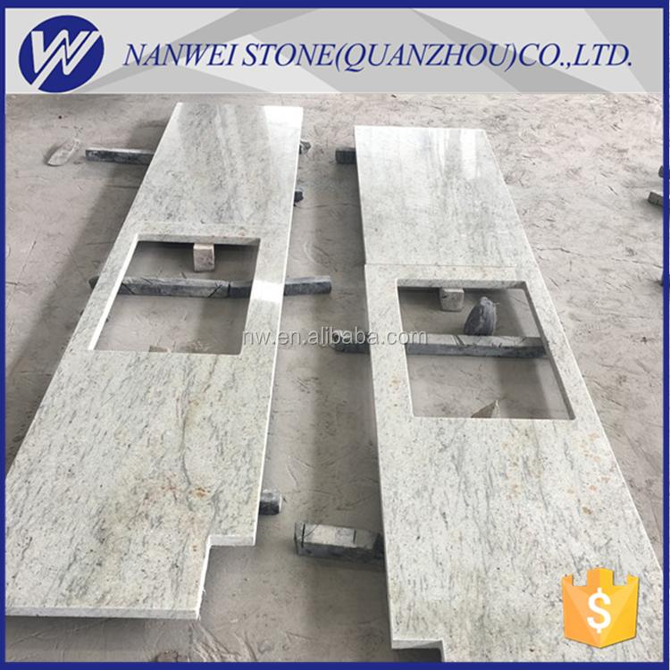 ro blanco encimera ktichen para proyecto top banco de la cocina encimera de granito encimera