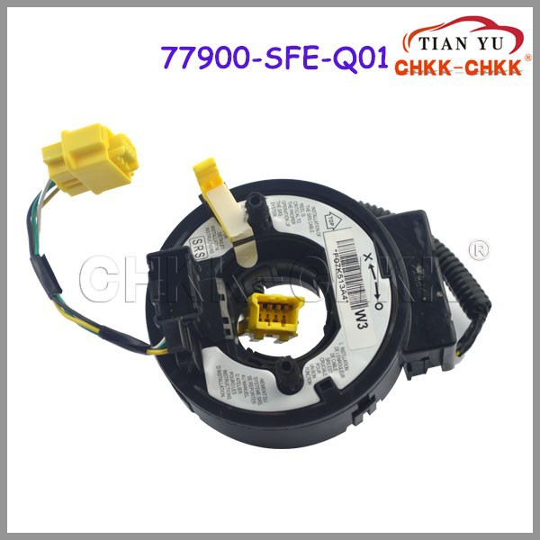 For 05 Japan Car Auto Parts OEM 77900-SFE-Q01 Clock Spring /Spiral Cable Sub-Assy