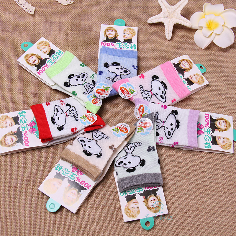 Warm soft cotton baby boys girls socks baby clothing accessories booties floor infant socks homewear 1pair