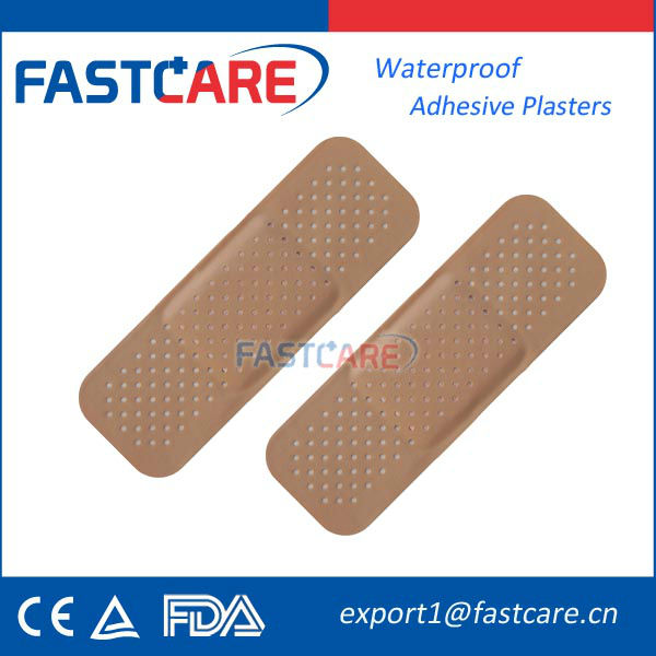 CE Sterile PE Strong glue Medical Wound Dressing Material for Minor wound care