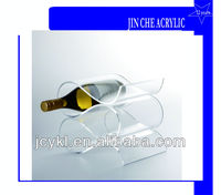 Acrylic/Plastic Wine Display Rack/Shelf/Holder