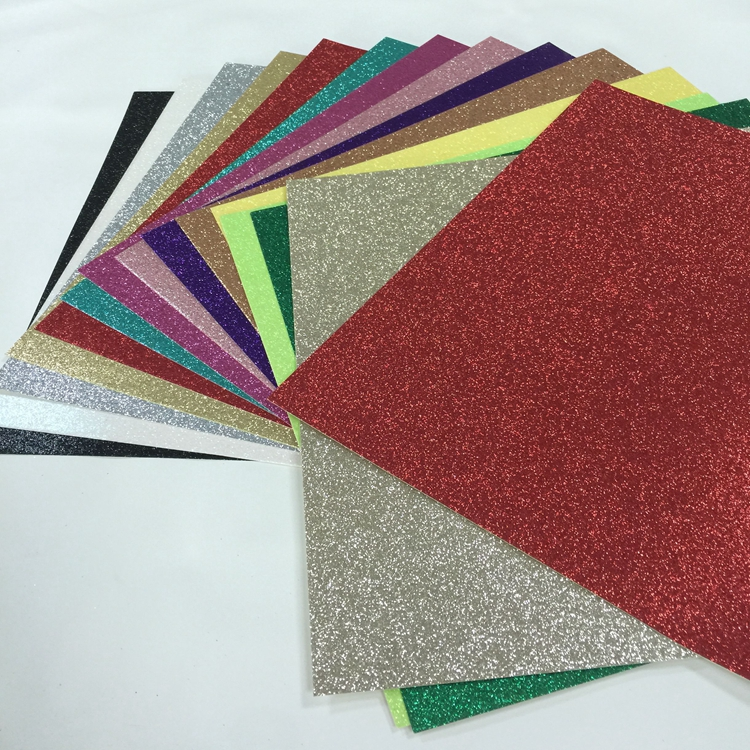 over 15 years experience glitter pvc sheet pvc synthetic leather for making bags and cosmetic bag