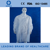 GOOD QUALITY Medical Disposable Lab Coat by CE/FDA/ISO Approved