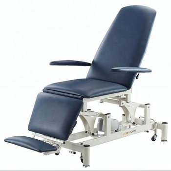 Coinfy EL35 electric physiotherapy podiatry chair hydro massage bed