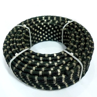 Top Quality Diamond Wire Saw Rope for Granite Marble Quarry Concrete Cutting