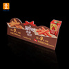 promotional advertising supermarket cardboard sign display