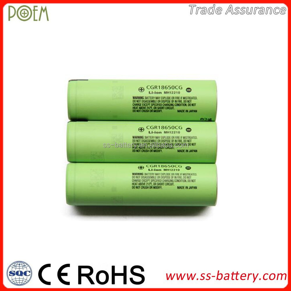 Original imported 3.6V 2250mAh rechargeable lithium ion battery powered burglar alarm