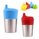 Wholesale 2018 baby universal Silicone sippy cup lids for sippy cups