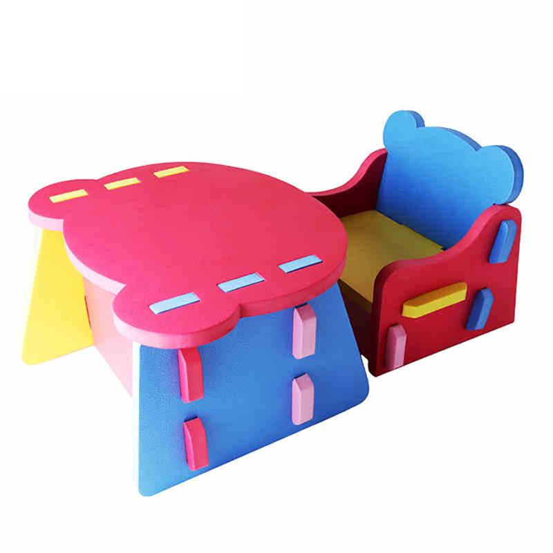 puzzle enfant tapis de sol bande dessin e eva mousse enfants puzzle tables et chaises enfants. Black Bedroom Furniture Sets. Home Design Ideas